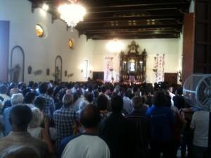 Payas begravning 23 juli 2012